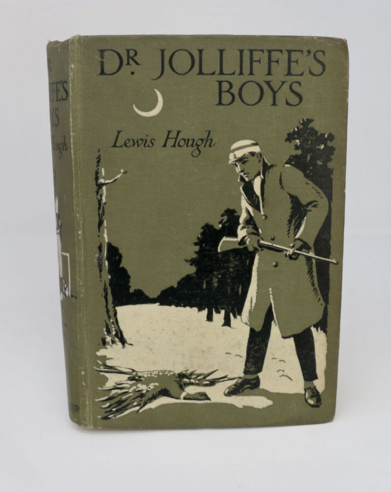 Dr Jolliffe's Boys by Lewis Hough